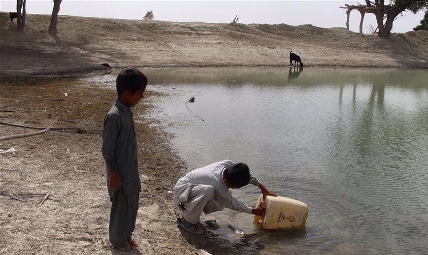 حدود 1700 روستا در سیستان و بلوچستان از آب محروم هستند