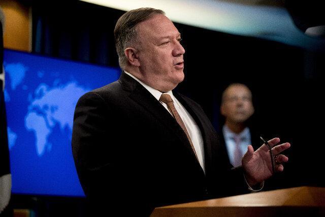 پامپئو: آمریکا فعالیت اپلیکیش های غیر قابل اعتماد چینی را متوقف می نماید