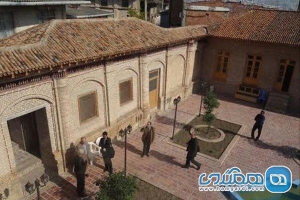 افتتاح خانه رمدانی با کاربری مجموعه فرهنگی و پذیرایی در دهه فجر