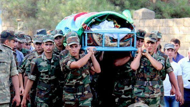 تبادل اجساد سربازان ارمنستان و جمهوری آذربایجان