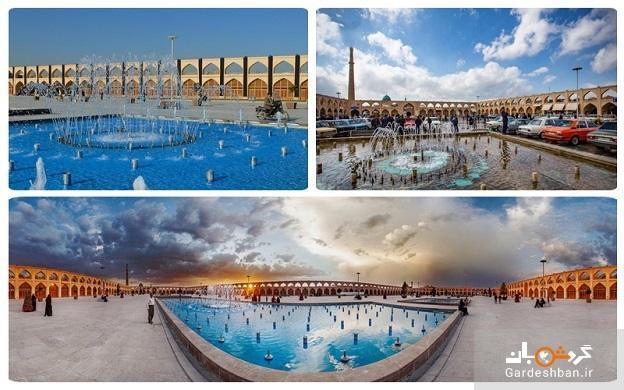 میدان کهنه اصفهان؛میدان تاریخی و ارزشمند شهر، عکس