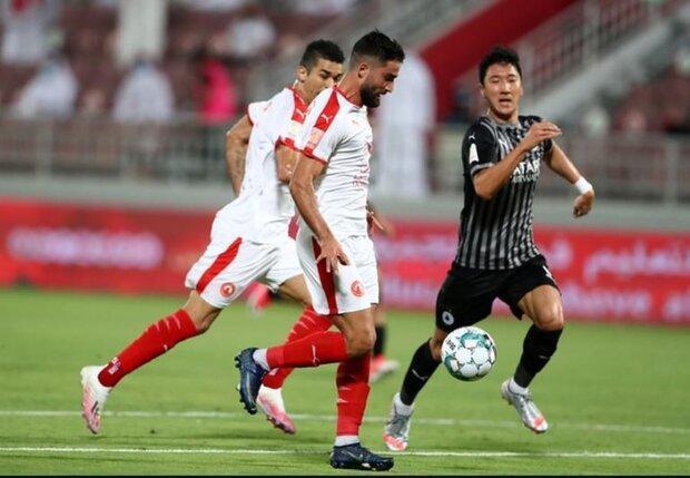 صعود العربی به فینال با بازیکنان ایرانی، ترابی بازهم مصدوم شد