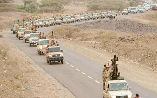 ادامه درگیری مزدوران ریاض و ابوظبی در جنوب یمن