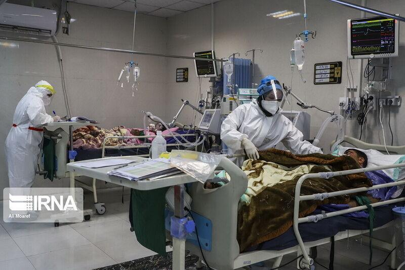 خبرنگاران معاون دانشگاه علوم پزشکی: شرایط کرونایی خراسان شمالی شکننده است