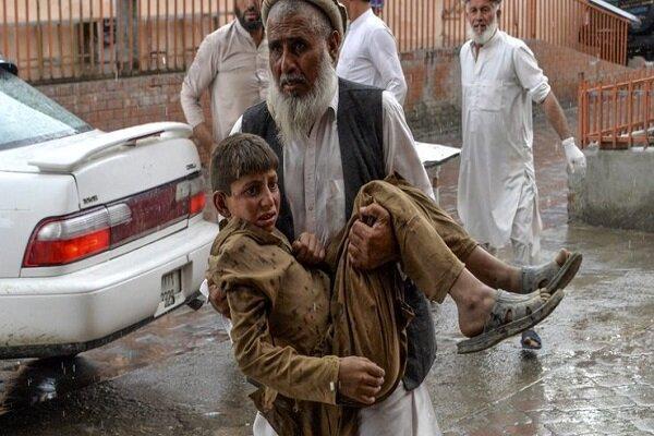 افزایش 330 درصدی تلفات غیر نظامیان در حملات آمریکا به افغانستان