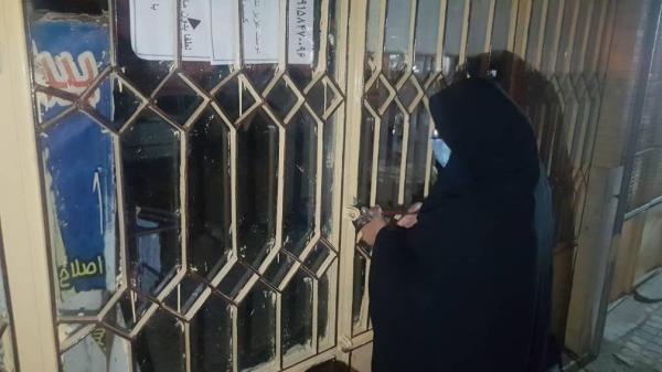 خبرنگاران پلمب 2 کارگاه شیرینیپزی متخلف در خرمآباد