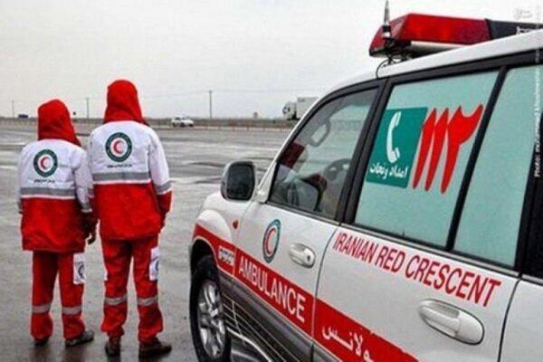 خبرنگاران آمادگی 24 پایگاه هلال احمر در جاده های لرستان