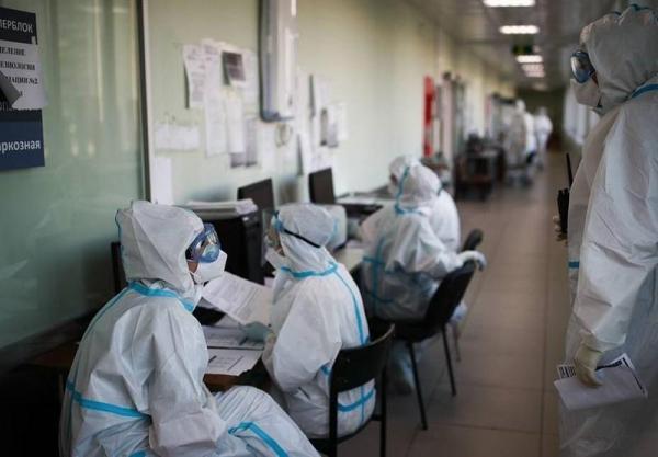 افزایش تعداد مبتلایان به کرونا در روسیه به 2 میلیون و 906 هزار نفر