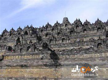 معرفی معبد سه برج بانکوک، عکس