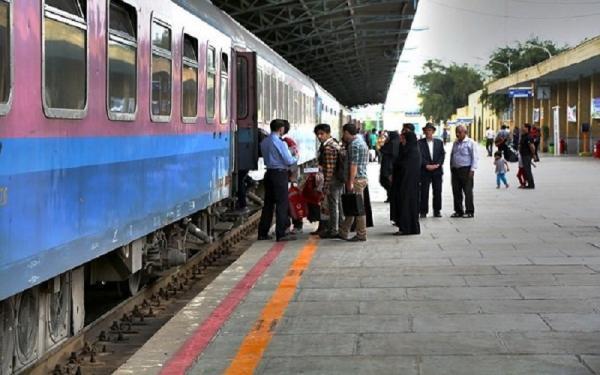 قیمت بلیت قطار برای نوروز 1400 گران نمی گردد