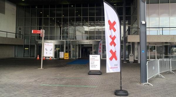 هلند، انفجار در مرکز تست کرونا در آمستردام