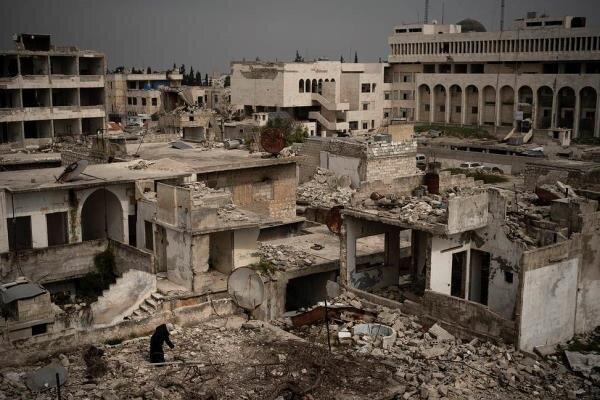 تروریست ها 40 بار منطقه کاهش تنش ادلب در سوریه را هدف قرار دادند