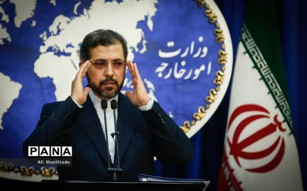 ایران تحریم روسیه از سوی آمریکا را نادرست و مردود دانست