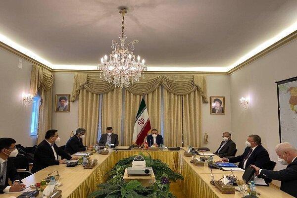 ایران، روسیه و چین خواهان لغو تحریم های آمریکا علیه ایران شدند