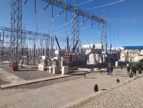 آغاز عملیات ساخت پست برق 20، 63 کیلو ولتی فیروزکوه