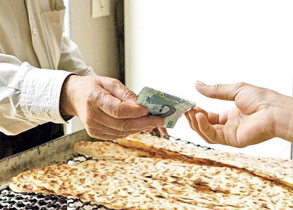 محسنی بندپی: افزایش قیمت نان قانونی نیست