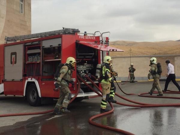 از خودروهای احتیاط آتش نشانی چه می دانید؟