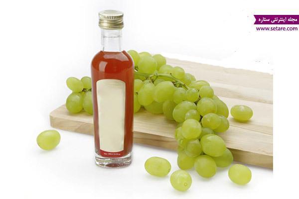 خواص سرکه انگور برای سلامتی