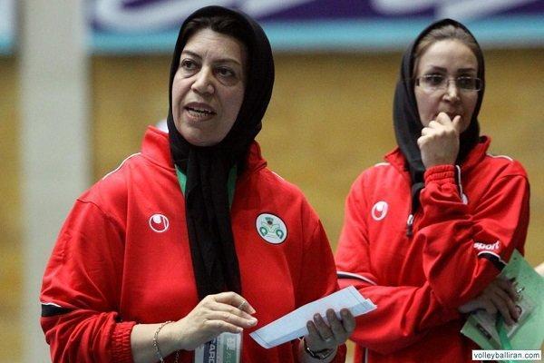 صادقی: ارتقای سطح کیفی والیبال زنان مهم ترین هدف ما است