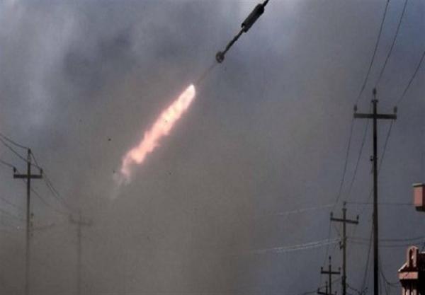 حمله راکتی به پایگاه آمریکایی ویکتوریا در حومه فرودگاه بغداد