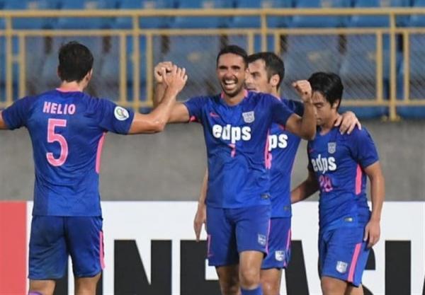 لیگ قهرمانان آسیا، دومین پیروزی سرزواوزاکای ژاپن