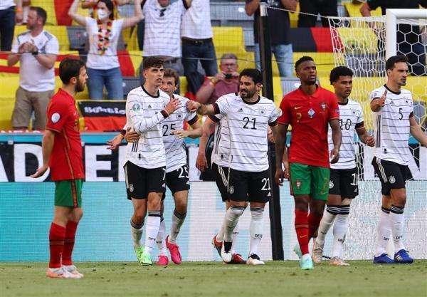 یورو 2020، جدال آلمان و پرتغال از نگاه آمار