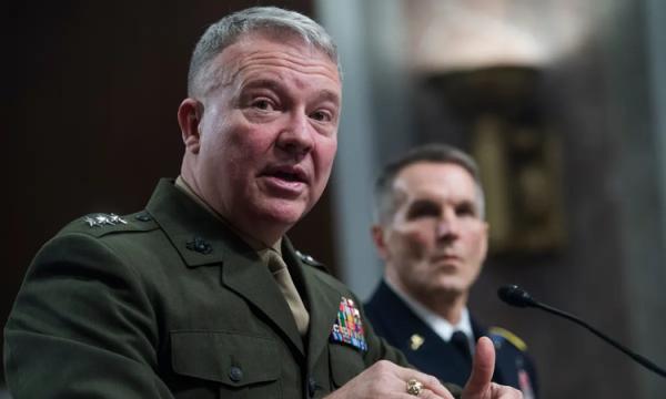 فرمانده سنتکام: عربستان خواهان کمک برای کنترل ایران است