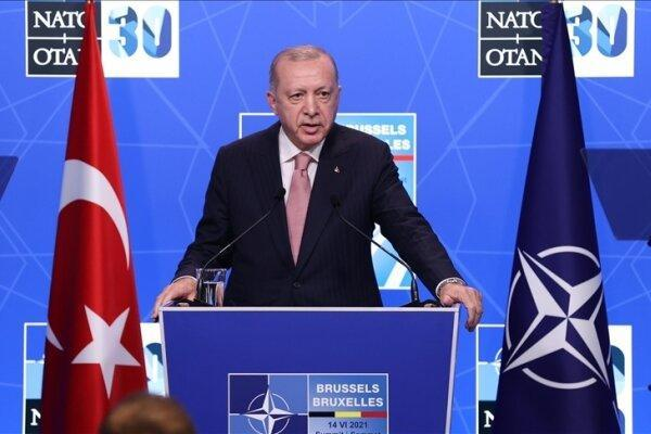توضیحات اردوغان درباره موشک ضد کشتی آتماجا ترکیه