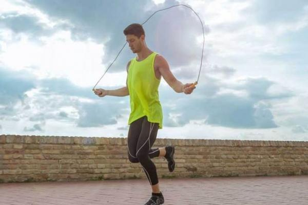 مزایای باورنکردنی طناب زدن برای بدن