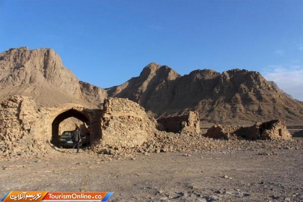 قدیمی ترین کاروانسرای یزد بازسازی می گردد