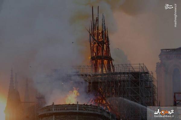 آتش سوزی در کلیسای نوتردام در پاریس، چرا این آتش سوزی جهان را به شوک فرو برد؟