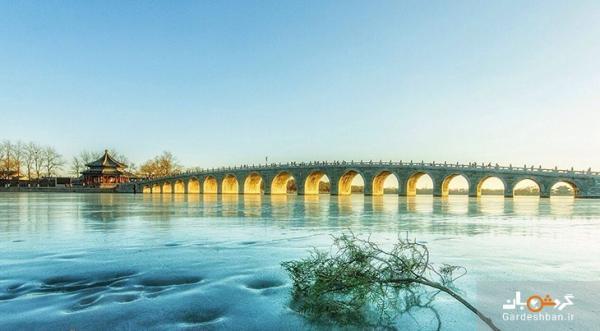 پل مارکوپولو در پکن،مشهورترین جاذبه گردشگری چین