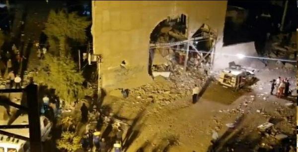 انفجار یک منزل مسکونی در پاکدشت، 6 نفر مصدوم راهی بیمارستان شدند