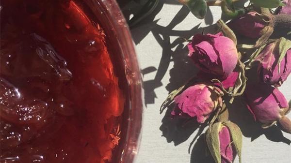 طرز تهیه مربای گل؛ طعمی فراموش نشدنی