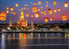 سفر نوروزی به تایلند