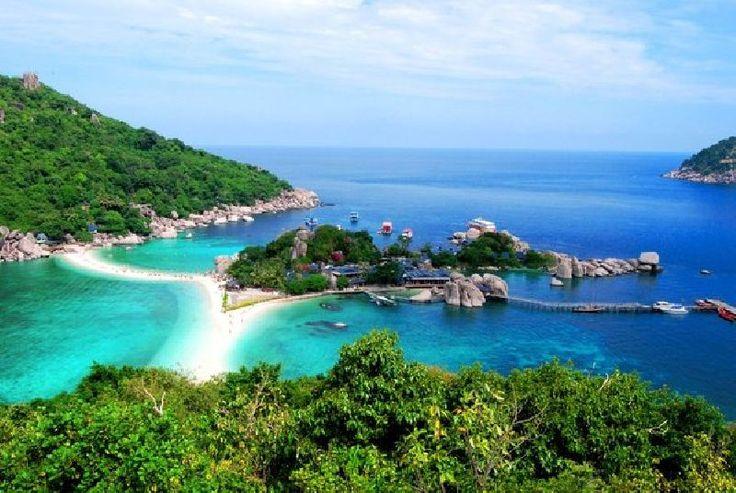 کجاها در تایلند میشود غواصی کرد؟