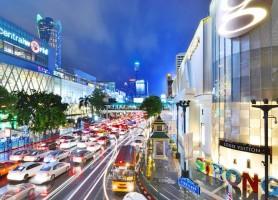 مراکز تجاری بانکوک در یک نگاه