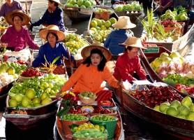 عاشق خرید هستید پس یک سر به تایلند بزنید
